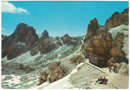 """1978, Dolomiti Del Catinaccio - """"Rifugio Passo Principe E Torri Del Vajolet"""" (Trento) - Trento"""