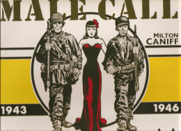 Male Call Par Milton Caniff 1943-1946 De 1983 Editions Futuropolis - Livres, BD, Revues