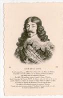 LOUIS  XIII LE JUSTE - Personajes Históricos