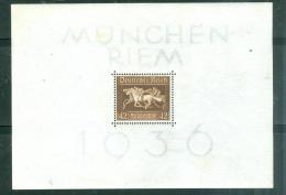 Block Yvert N°6  ** ( Pas De Charnière )  MALB0201 - Deutschland