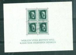 Block Yvert N°8 Oblitéré  MALB0204 - Deutschland