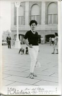 "FEMME-MUJER-DONNA FASION WOMEN MAR DEL PLATA ""CASA FOTO CHICLANA"" ANNEE YEAR 1961 NON CIRCULEE GECKO - Mode"
