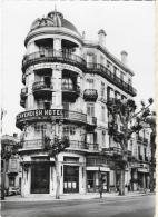 """Cannes - Cavendish-Hôtel - 11 Boulevard Carnot - Brasserie D'Alsace - Carte """"Francesca"""" Non Circulée"""