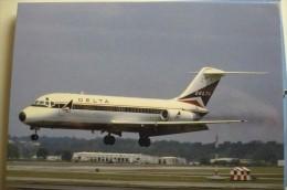 DELTA AIR LINES    DC 9 14   N3305L - 1946-....: Moderne