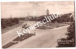 Roßlau A. D. Elbe, An Der Zerbster Brücke   1961  (z1522) - Rosslau