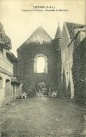 28 Eure Et Loire EPERNON Prieuré St Tomas Chapelle St Nicolas Voyagée En 1924 - Epernon