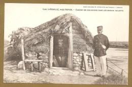 BELLE C.P.A Précurseur - L' EGUILLE, Prés ROYAN. - Cabane De Douaniers Dans Les Marais Salants - DOUANIER - DOUANE - Sonstige Gemeinden