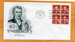 United States 1955 FDC - First Day Covers (FDCs)