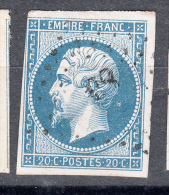 Yv 14.  PC 88 ? 88?.  ANNEYRON DROME  A6 / 294 - Storia Postale (Francobolli Sciolti)