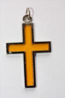 Pendentif Médaille Religieuse Crucifix Croix - Religious Medal - Religión & Esoterismo
