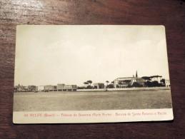 Carte Postale Ancienne : BRASIL : RECIFE : Palacio Do Governo ( Parte Norte) , Bairros De Santo Antonio E Recife - Recife