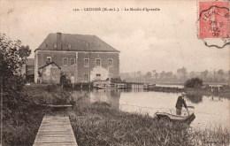130 - LEZIGNE - LE MOULIN D'IGNERELLE - France