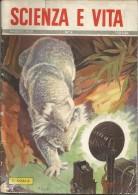 Scienza E Vita, N. 4 Maggio 1949, Il Koala, Aviazione Sovietica, Pianetini E Asteroidi, Tubercolosi, Fotografia. - Libri, Riviste, Fumetti