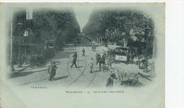 MARSEILLE - Le Cours Belsunce (carte Précurseur ) - Marseille