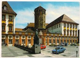 Deutschland - AK - Altes Schloß In Bayreuth Mit Maximiliandenkmal - Bayreuth