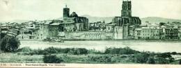 édition Chocolaterie Cantalou Catala - Dauphiné - Pont Saint Esprit Vue Générale - Vieux Papiers