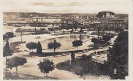 CPA - LIMOGES - Les Jardins De La Gare - Limoges
