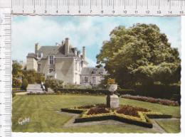 VANNES  -   Jardins Du  Château  De Limur - Vannes
