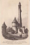 CPA - BAGNOLES-DE-L'ORNE - Tour De Bonvouloir (d'après Une Vieille Gravure) - Bagnoles De L'Orne