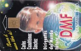 Mexico, P300, $30 Carlos Cuauhtemóc Sánchez - Libros Dmf, Globe, 2 Scans. - Mexiko