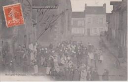 Savigné L´Eveque 72 La Pot Bouille Coutume Locale - France