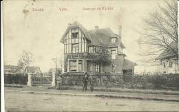 Cointe - Villa - Avenue De Cointe - Circulé: 1909 - Autres