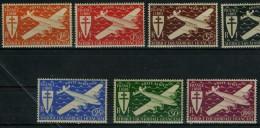 AFRIQUE AQUATORIALE FRANCAISE  PA22/28 Série De Londres - A.E.F. (1936-1958)