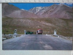 Cart. - Pakistan -Dara E Khanjrab At Silk Road (From Pakistan To China ). - Pakistan