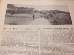 1906 SIEGE DE LANGRES - CERF VOLANT - RÉVOLUTION RUSSE - TRAVAUX PARIS - PARDONS BRETONS SAINT RENAN - COURSES AUTO - Books, Magazines, Comics