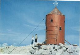 Slovenia TRIGLAV Aljazev Stolp  ,  Vintage Old Photo Postcard - Slovénie