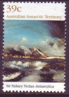 Australian Antarctic Territory 1989 SG #84 39c VF Used Antarctic Landscapes - Used Stamps