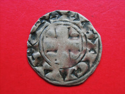 FRANKREICH Denier Tournois OJ. Paris Philipp V Der Lange (1316-1322) Ciani=246 - 1316-1322 Philippe V. Le Long
