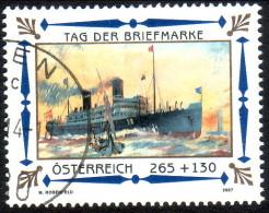 Austria 2010 Mi #2669 265+130c VF Used Tag Der Briefmarke - 2001-10 Used