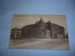 LC100 BC9-4-420 Oostduinkerke Plage Le Grand Hotel - Oostduinkerke