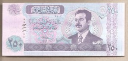 Iraq - Banconota Non Circolata Da 250 Dinari - Iraq