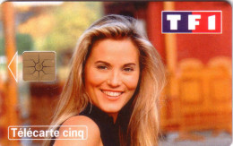FRANCE PRIVEE GN219  5U SOPHIE FAVIER TF1 TV TELEVISION NSB MINT IN BLISTER