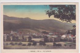 74  HAUTE -SAVOIE  -    BOEGE  -  VUE  GENERALE     (L555 ) - Boëge