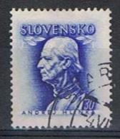 Slowakije Y/T 86A (0) - Oblitérés