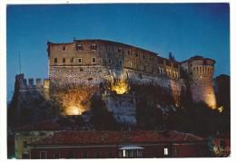 Trento, Rovereto - Castello Di Rovereto Notturno. - Trento