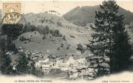 Suisse VD LE SEPEY  Vallée Des Ormonts .....G - VD Vaud