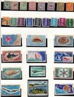 NOUVELLE-CALEDONIE - Collection - 8 Scans - Lots & Serien