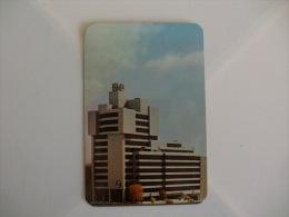 Insurance/Assurance/ Seguros Tranquilidade Portugal Portuguese Pocket Calendar 1983 - Calendriers
