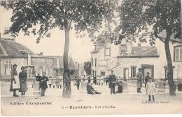 HAUTVILLERS Rue D'en Basécrite Excellent état - Autres Communes