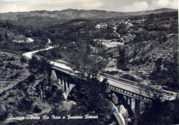 Amatrice - Ponte Rio Nero E Frazione Retrosi - Formato Grande Viaggiata - Rieti