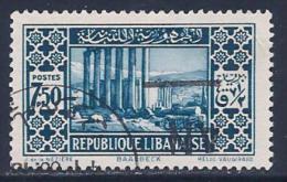 Lebanon, Scott # 129 Used Baalbeck, 1930 - Lebanon