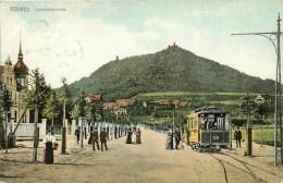 Germany Saxony Goerlitz Landeskrone Tram - Görlitz