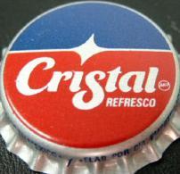 Cristal Kronkorken MEXICO unused soda bottle crown cap, capsule, chapa tapon tappi corona