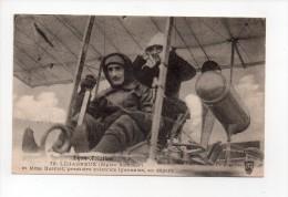Lyon Aviation - LEGAGNEUX Et Mme HERRIOT Au Départ (14) - Airmen, Fliers