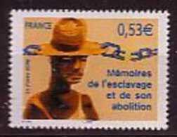 FRANCE 2006-N°3903** ABOLITION DE L´ESCLAVAGE - Neufs