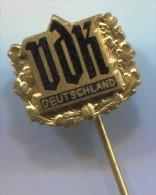 VDK GERMANY - Verband Deutscher kriegsopfer, enamel pin, badge